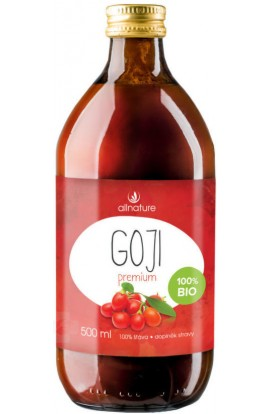 Allnature,  Allnature goji Bio Juice 500ml