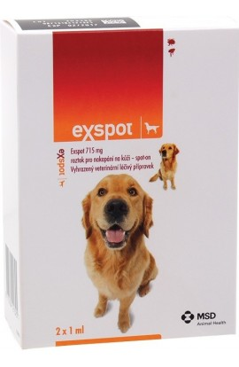 Intervet, NOVIKO EXSPOT Spot On 2ml