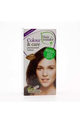 HAIRWONDER, LONG LASTING CHOCOLATE BROWN 5.35, 100ML