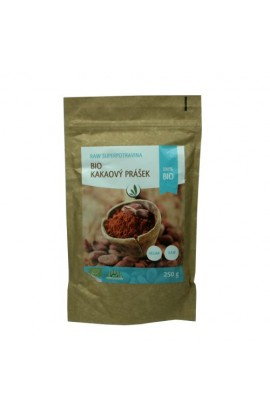 Allnature,  Allnature Raw Bio Cocoa powder 250 g