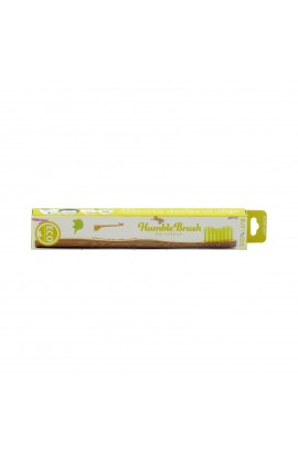 "HUMBLE BRUSH, TOOTH BRUSH ULTRA SOFT ""Gold"", 1 pc."