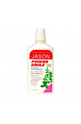 JASON, MOUTHWASH POWERSMILE, 473 ML
