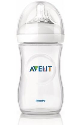 Philips Avent bottle Natural PP transparent 330ml