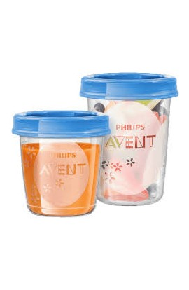 Philips Avent VIA Dining set for toddlers TRANSPARENT