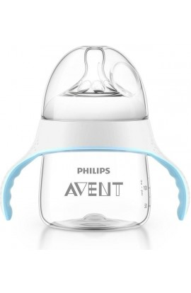 Philips Avent bottle and mug 2in1 Natural transparent 150ml