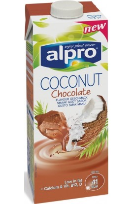 Alpro, Alpro Kokos' chocolate drink 1l