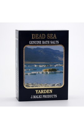 MALKI, BATH SALT OF DEAD SEA, 1 KG