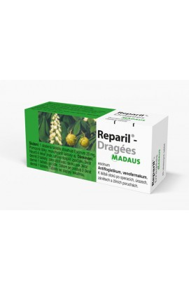 MADAUS, REPARIL - DRAGÉES Репарил драже 40x20mg