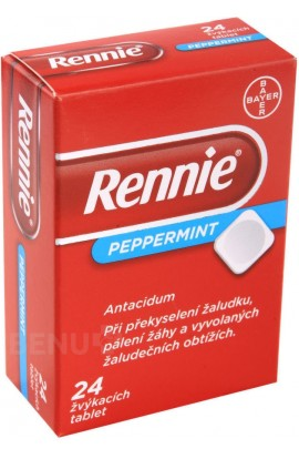 BAYER, Rennie por.tbl.mnd.,Ренни 24