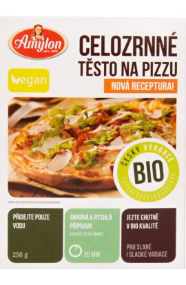 Amylon, Amylon Wholemeal Pizza Bio 250 g