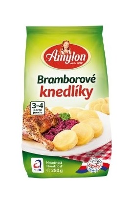 Amylon, Amylon Potato dumplings 250 g
