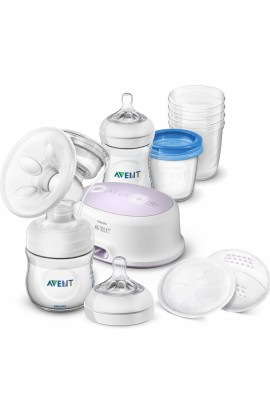 Philips Avent Electric breast milk breast pump natural