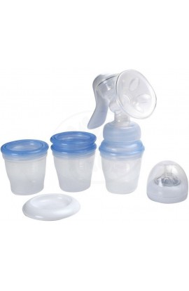 Philips Avent Natural Breast Pump with VIA Cups