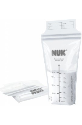 NUK Breast milk bags 25 pcs