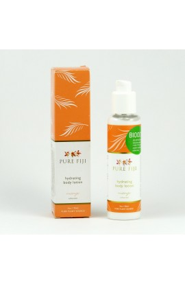PURE FIJI, MOISTURIZING BODY LOTION, MANGO, 90 ML