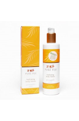PURE FIJI, MOISTURIZING BODY LOTION, ANANAS, 350 ML