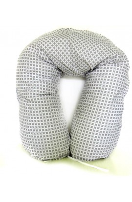 GADEO Breastfeeding and relaxation pillow MAROKO gray