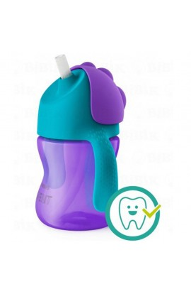 Philips Avent cup with purple purple 200 ml