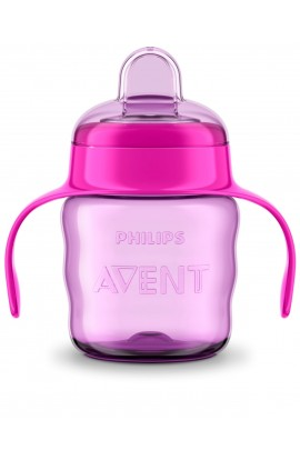 Philips Avent Cup for first sips classic pink 200ml