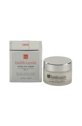 Day cream for face with SPF-15 50 ml Danielle Laroche