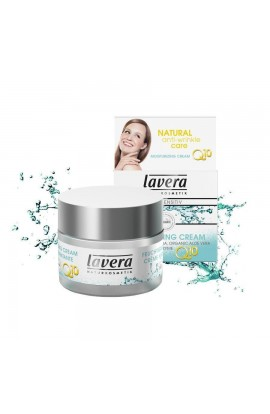 LAVERA, CREAM MOISTURIZER Q10, BASIS SENSITIVE, 50ml