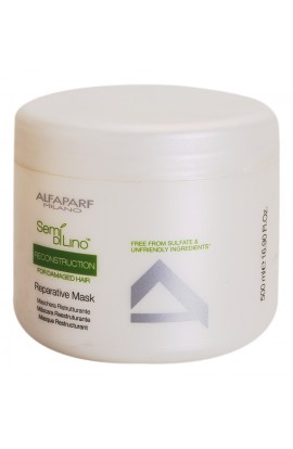 ALFAPARF MILANO, Semi Dí Líno Reconstruction, regenerative mask for damaged hair