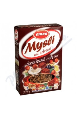 Emco, Emco Mysli chocolate with hazelnuts 375g