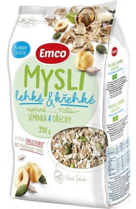 Emco, Emco Mysli Dried Light and Fragile Seeds and Nuts 550g