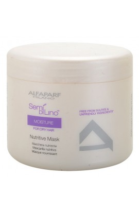 ALFAPARF MILANO, Semí Dí Líno Moisture, nourishing mask for dry and damaged hair