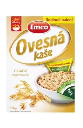 Emco, Emco Porridge pure natural 500g