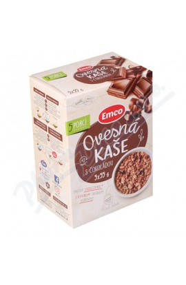 Emco,  Emco Porridge with chocolate 5x55 g