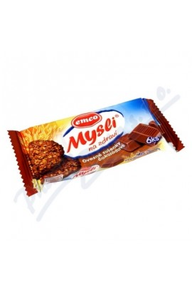 Emco, Emco Think chocolate biscuits 60g