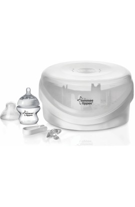 Tommee Tippee Steam Microwave Steamer C2N Sterilizer