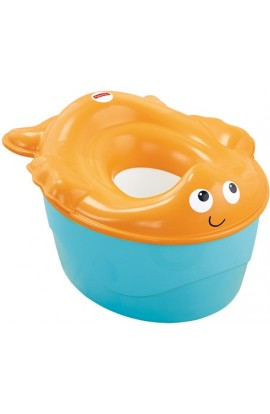 Fisher Price growing potty goldfish 3v1 potty stepping reduction