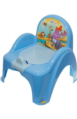 Tega Baby Potty Playing Safari Blue