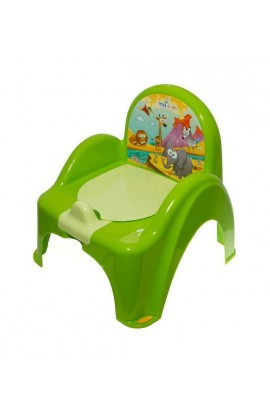 Tega Baby potty green