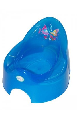 Tega Baby Aqua potty blue