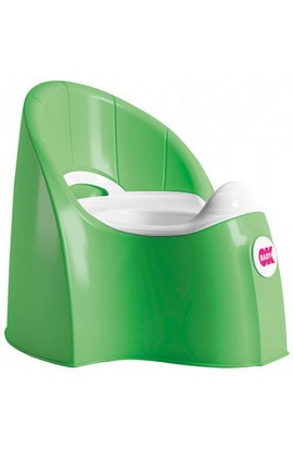 OK Baby Pasha potty green