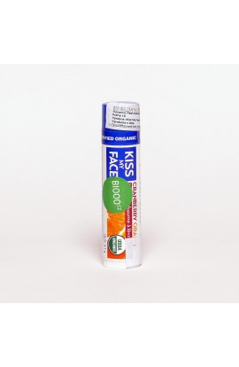 KISS MY FACE, LIP BALM CRANBERRY AND ORANGE, 4,25 G