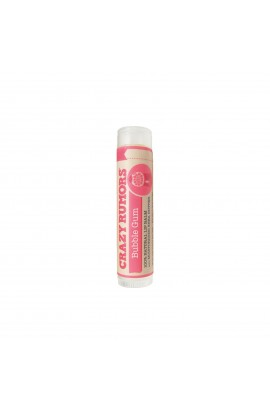 CRAZY RUMORS, LIP BALM BUBBLE GUM, 4.25 G