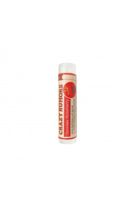 CRAZY RUMORS, LIP BALM CHOCOLATE STRAWBERRY, 4.25 G