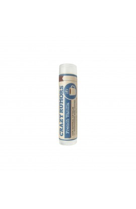 CRAZY RUMORS, LIP BALM FRENCH VANILLA, 4.25 G