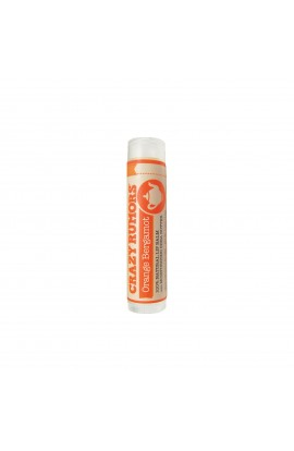 CRAZY RUMORS, LIP BALM ORANGE BERGAMOT, 4.25 G