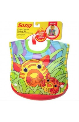 Sassy bib with turkey 2011 tiger