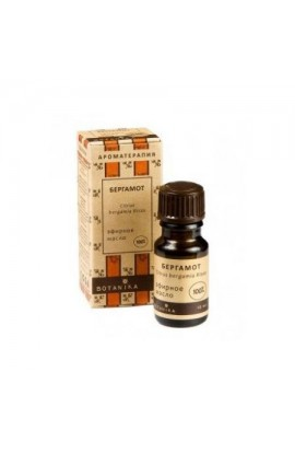 Botanica Ltd. ESSENTIAL OIL BERGAMOT 100% 10 ML