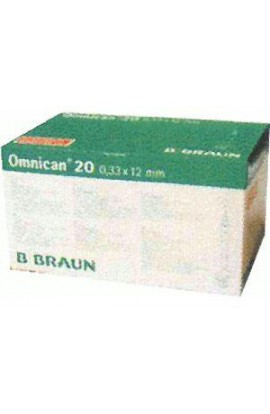 copy of B. Braun, Omnican 40 Insulin-Kanüle 1ml/40 I.U, Омникан 40 Инсулиновые шприци 1ml/40 I.U 100шт.