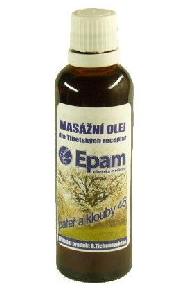 Epam, Epam massage oil 46 mixture 50 ml