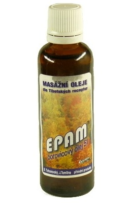 Epam, Epam massage oil 51 mixture 50 ml