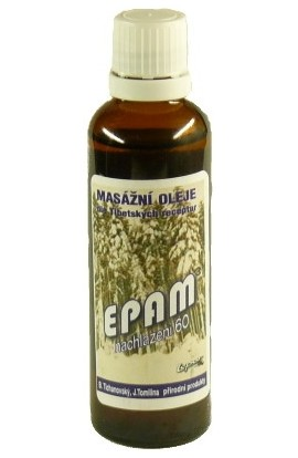 Epam, Epam massage oil 60 mixture 50 ml