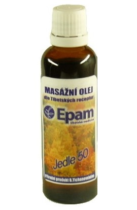 Epam, Epam massage oil 50 mixture 50 ml